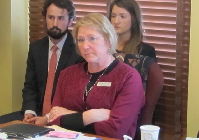 Rep. Carolyn Branagan (R-Georgia) - TERRI HALLENBECK