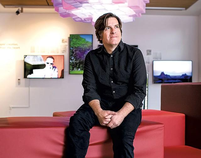 Chris Thompson - OLIVER PARINI