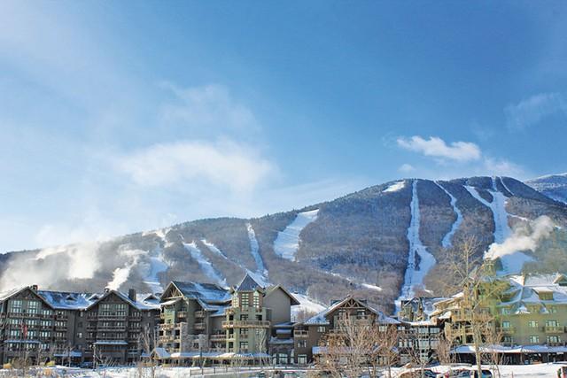 Stowe Mountain Resort - COURTESY OF SKI VERMONT