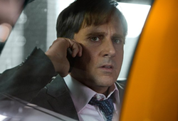 "Carell plays Mark Baum, the pessimistic manager of the ""world's angriest hedge fund,"" in The Big Short. - PARAMOUNT"