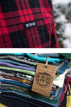 Ski the East apparel - COURTESY OF SKITHEEAST.NET