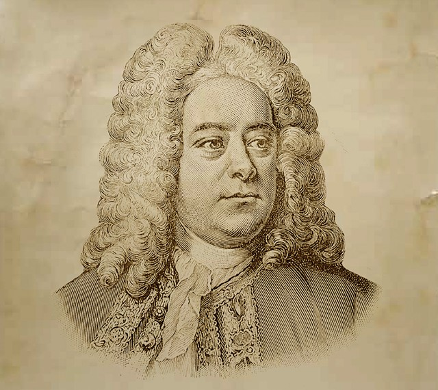 George Frideric Handel - COURTESY OF BURLINGTON CHORAL SOCIETY