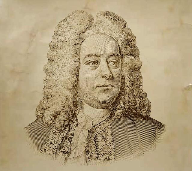George Frideric Handel - COURTESY OF BURLINGTON CHORAL SOCIETY