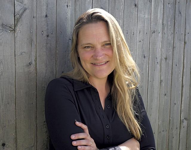 Gabrielle Stebbins - COURTESY