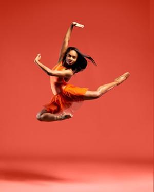 Alexandra Hutchinson of Dance Theatre of Harlem - COURTESY OF DANCE THEATRE OF HARLEM