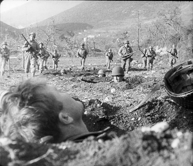 Death and chaos in The Battle of San Pietro - U.S. WAR DEPARTMENT