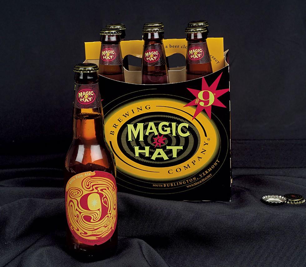 Magid Hat #9 - COURTESY