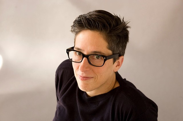 COURTESY OF ALISON BECHDEL
