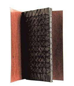 """""""Graphite sewn book"""" by Gregg Blasdel"""