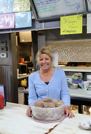 Lisa LaFlamme's family is selling the diner they've owned since 1973 - FILE: JANA SLEEMAN