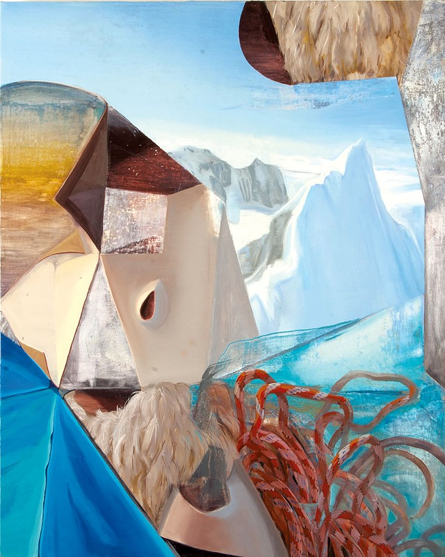 """Tented"" by Steve Budington"