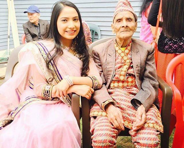 Pabitra and Phal Bhattarai