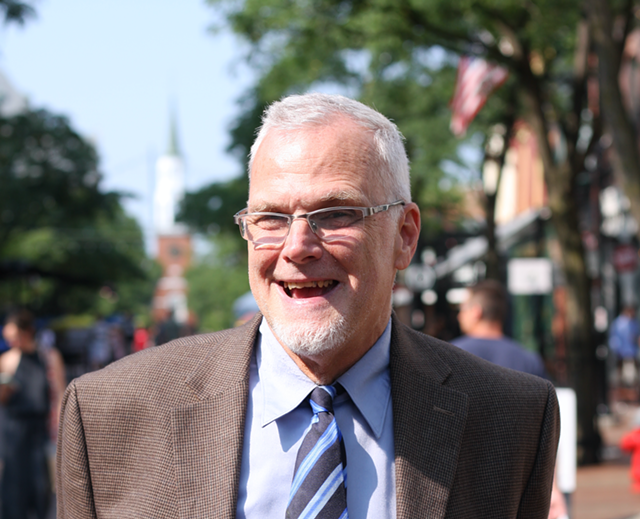 Terje Anderson - COURTESY OF THE VERMONT DEMOCRATIC PARTY