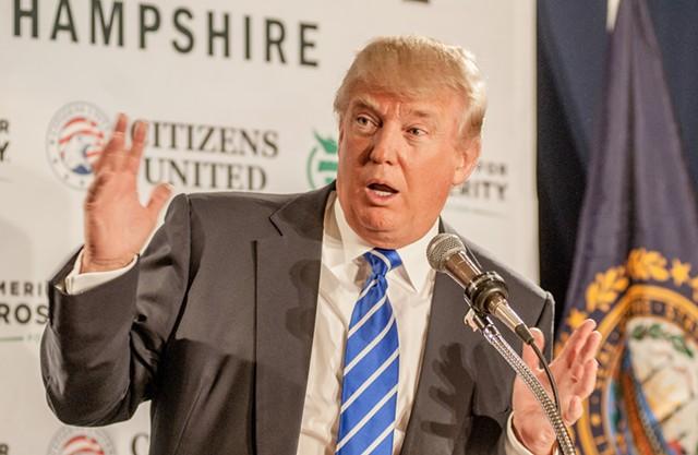 Donald Trump - DREAMSTIME