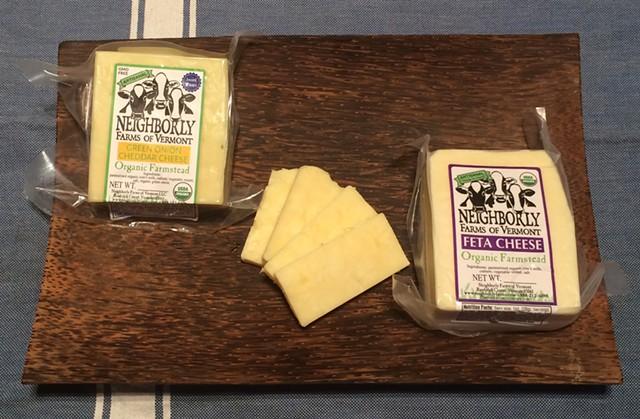 Neighborly Farms cheese - MOLLY ZAPP ©️ SEVEN DAYS