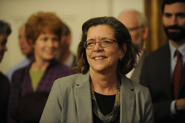 Secretary of Administration Susanne Young - FILE: JEB WALLACE-BRODEUR