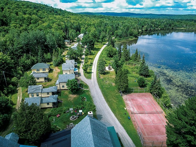 Quimby Country from above - COURTESY OF QUIMBY COUNTRY