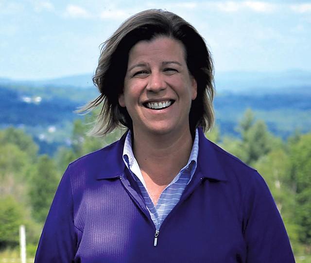 Rep. Heidi Scheuermann - COURTESY