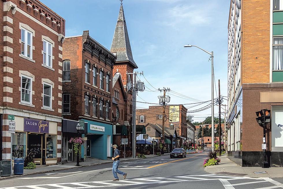 Downtown Brattleboro - FILE: ZACK STEPHENS