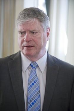 Sen. John Campbell - FILE: JEB WALLACE-BRODEUR