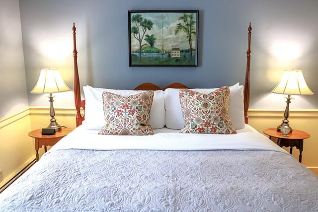 The Innkeeper's Suite - COURTESY OF THE GRAFTON INN