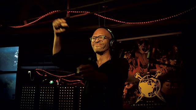 DJ Craig Mitchell - COURTESY OF BIG HEAVY WORLD