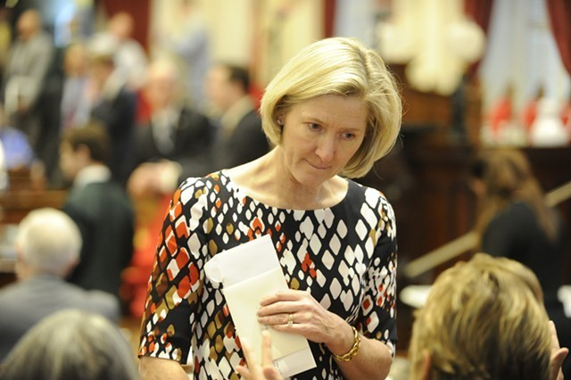 Rep. Kitty Toll - FILE: JEB WALLACE-BRODEUR ©️ SEVEN DAYS