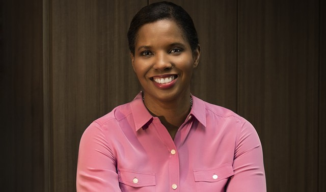 Briana Scurry - COURTESY OF JENNIFER PACKARD