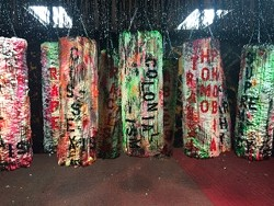 "Interior installation of ""Killjoy's Kastle"" - COURTESY OF ALLYSON MITCHELL / DEIRDRE LOGUE"