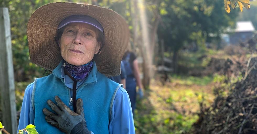 Bonnie Acker - EVA SOLLBERGER ©️ SEVEN DAYS