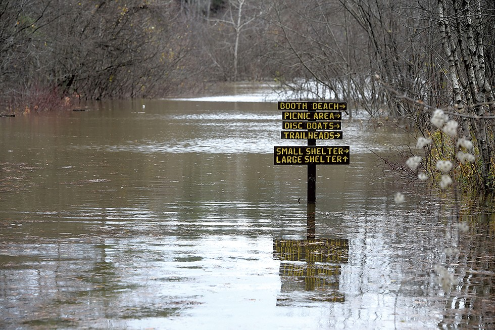 Middlesex flooding in 2019 - FILE: JEB WALLACE-BRODEUR