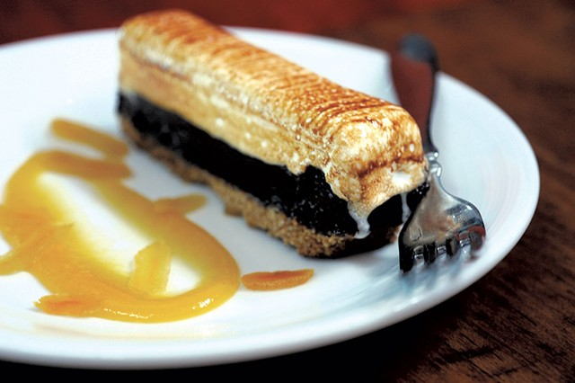 S'mores dessert - JEB WALLACE-BRODEUR