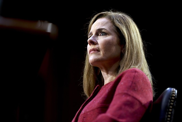 Judge Amy Coney Barrett - ASSOCIATED PRESS