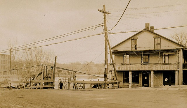 495 Colchester Ave, pre-1927 - COURTESY OF SPECIAL COLLECTIONS, UNIVERSITY OF VERMONT LIBRARIES