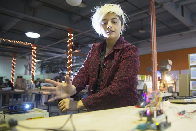 Devin Wilder at Generator - JAMES BUC