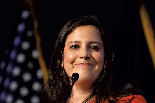 U.S. Rep. Elise Stefanik - COURTESY OF WILL WALDRON/TIMES UNION