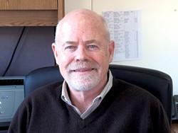 Commissioner Patrick Delaney - JEB WALLACE-BRODEUR