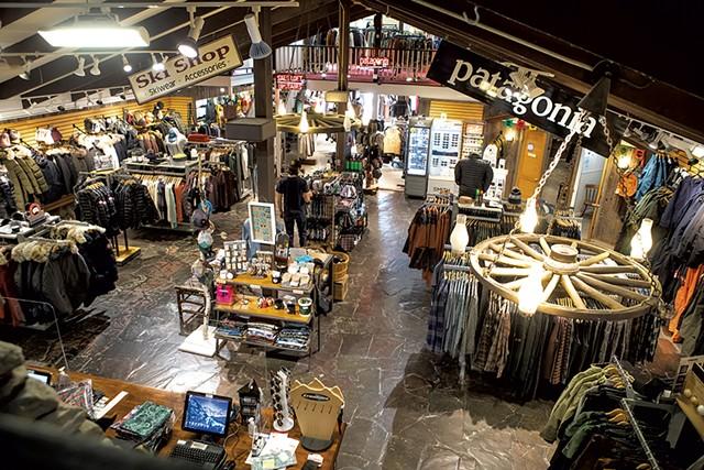 The Alpine Shop - LUKE AWTRY