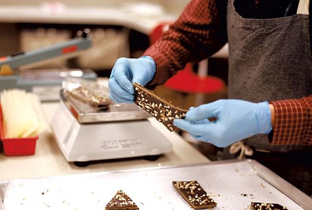 Packaging toffee - SARAH PRIESTAP