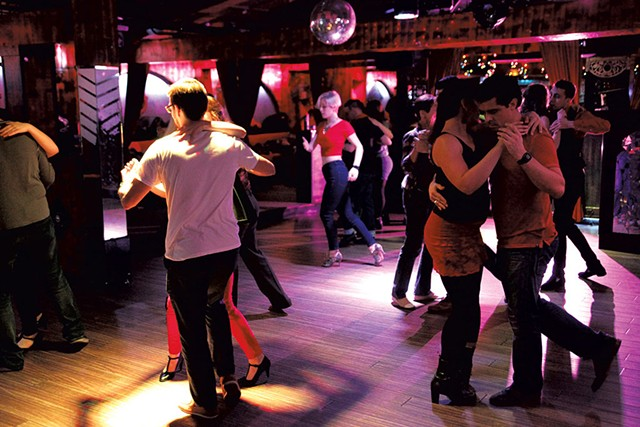Kizomba at Zen Lounge - MATTHEW THORSEN