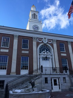 Burlington City Hall - ALICIA FREESE