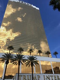 Trump Hotel Las Vegas - PAUL HEINTZ