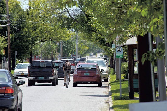 North Avenue - FILE: MATTHEW THORSEN