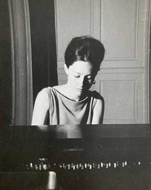 Frances Caldwell - COURTESY PHOTO