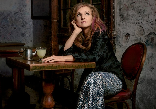Patty Griffin - COURTESY OF DAVID MCCLISTER