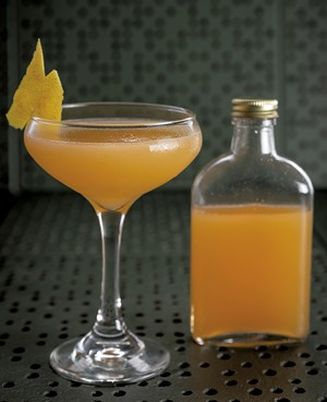 Wildfire cocktail - COURTESY OF SHEM ROOSE
