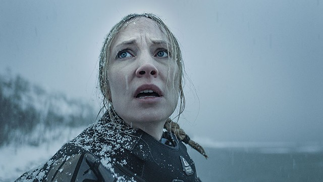 COLD COMFORT Gammel plays a woman who must beat the clock to save her sister, trapped underwater, in Hedén's Scandinavian survival thriller. - COURTESY OF ANNA PATAKINA/MUSIC BOX FILMS