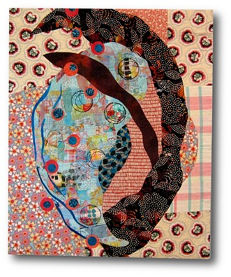 """Seedpod XII"" by Marya Lowe - COURTESY OF STUDIO PLACE ARTS"