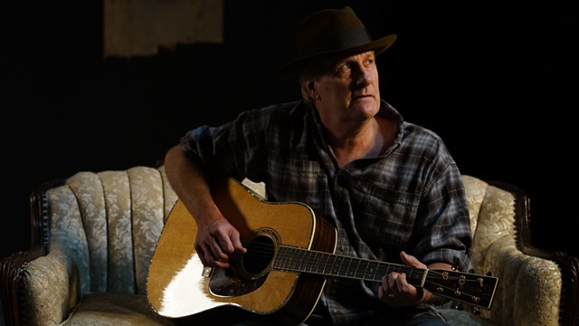 Jeff Daniels - COURTESY OF LUC DANIELS