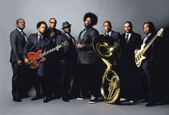 The Roots - COURTESY OF THE ROOTS